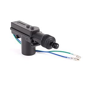 voordelige Auto-elektronica-auto auto power deurslot actuator motor professionele 2 draden 12v automatische vergrendeling motor
