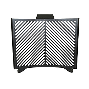 voordelige Motor- & ATV-onderdelen-aluminium motorfiets radiator guard grille bescherming watertank guard voor ktm 1290 super duke r 13-17