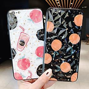 voordelige Huawei Honor hoesjes / covers-hoesje Voor Huawei Huawei Nova 3i / Huawei Nova 4 / Huawei Note 10 Stofbestendig / Patroon Achterkant Voedsel / Cartoon PC