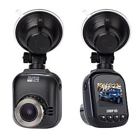 voordelige Auto DVR's-mini 1.5 '' dvrs verborgen auto dvr carlog hd nachtzicht 24-uurs parkeren monitoring 1080p verborgen lus opname dash cam m006