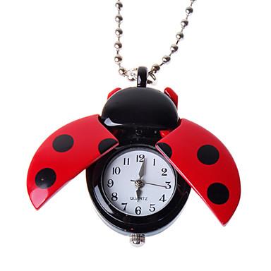 sjarmerende halssmykke klokke (bille)