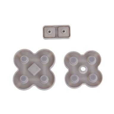 vervanging geleidend pad knoppen voor NDS Lite (3-delige set)