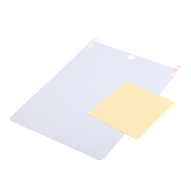 Screen Protector + Cleaning Cloth for iPad (2 Pack)