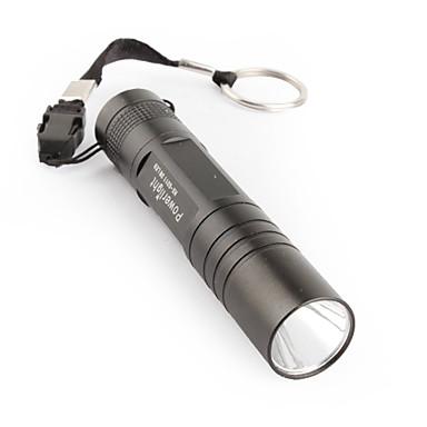 fx HX-G011 mini lampe-torche (1xaa/1x14500, noir)