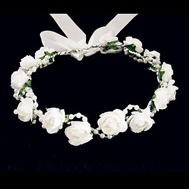 Kristal / Kumaş / Köpük  -  Tiaras / Çiçekler 1 Düğün / Özel Anlar / Parti / Gece Başlık