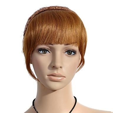 % 100 insan saçı kalın sürümü patlama