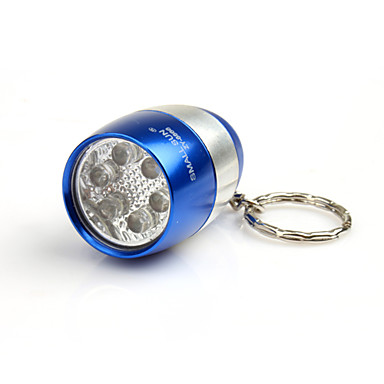 LED blanco ultra brillante linterna LED (azul)