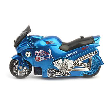 más ligero de motocicleta de forma (color al azar)