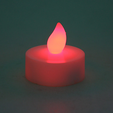주도 촛불 - 붉은 빛