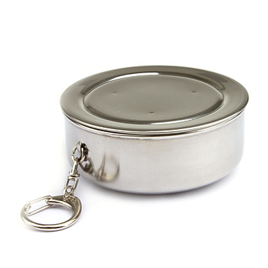 Portable Stainless Steel Cup (L size)