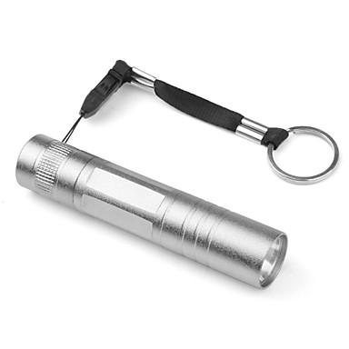 PowerLight HX-G011 1-Mode LED Flashlight (240lm, 1xAA, gris)