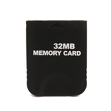 32MB Memory Card for Wii GC