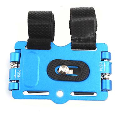 montez le mouvement flip pour appareil photo numérique / caméscope (bleu)