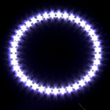 auto koplamp decoratief licht engel ogen licht 39 led. Black Bedroom Furniture Sets. Home Design Ideas