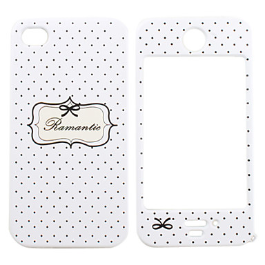 Full Body Case for iPhone 4/4S - Ramantic
