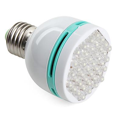 3W E26/E27 Spot LED 42 LED Dip 290 lm Blanc Naturel AC 100-240 V