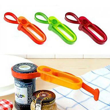 evrensel geri çekilebilir şişe açacağı anahtar (rastgele renk)