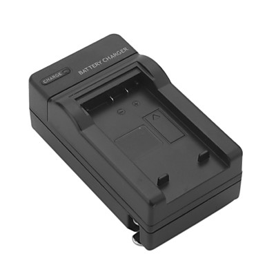 Digital Camera and Camcorder Battery Charger for Panasonic BMB9