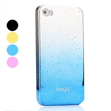 Genuine iPega Raindrop Style Dual Color Case for iPhone 4/4S (Assorted Colors)