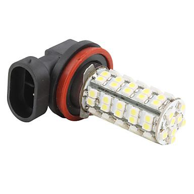 H11 68 SMD LED 220 - 250Lm Super White Light Car Fog Bulb 12V