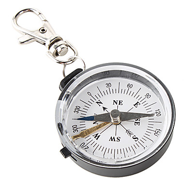 Professional Compass with Keychain for Easy Carry