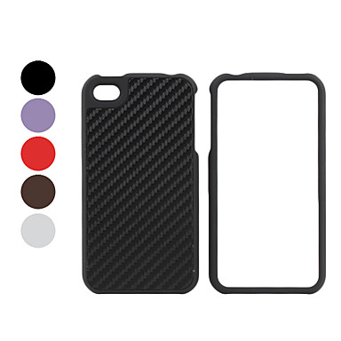 Lines Style Bumper and Case for iPhone 4 and 4S (Assorted Colors)