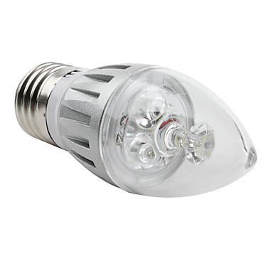 E26/E27 C - Ljus glödlampor (Naturlig Vit , Dekorativ) 270 lm AC 85-265