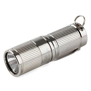 Olight étanche à 3 modes du CREE XM-L T6 LED Flashlight (180LM, 1xCR123A, argent)