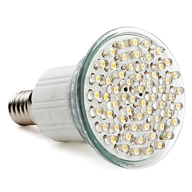 2800 lm E14 GU10 E26/E27 LED Σποτάκια PAR38 60 leds LED Υψηλης Ισχύος Θερμό Λευκό Φυσικό Λευκό AC 220-240V