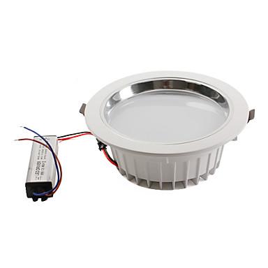 6000 lm Gömme Işıklar Tavan Işıkları Gömme Uyumlu 18 led Yüksek Güçlü LED Doğal Beyaz AC 85-265V