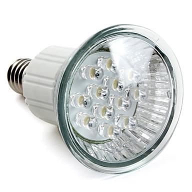 Spot Lampen PAR E14 W 60 LM 2800K K 12 High Power LED Natürliches Weiß AC 220-240 V