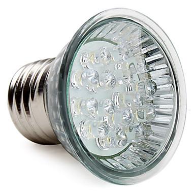 E26/E27 W 15 High Power LED 75 LM Natural White PAR Spot Lights AC 220-240 V
