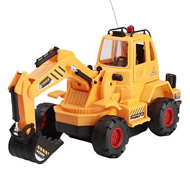 Super Power Radio Control Truck (Yellow)