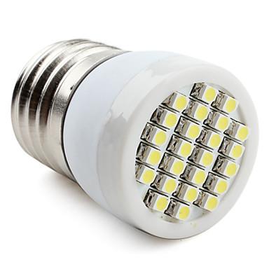 1pc 1.5 W 60-80 lm E26 / E27 LED Spot Işıkları T 24 LED Boncuklar SMD 2835 Sıcak Beyaz / Serin Beyaz / Doğal Beyaz 220-240 V