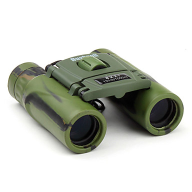 8x21 Folding Roof Prism Binoculars (Camouflage)