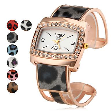 Women's Fashionable Style Alloy Analog Quartz Bracelet Watch (Assorted Colors) Cool Watches Unique Watches