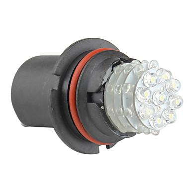 9004/9007 2.16W 36-LED White Light Bulb for Car Lamps (DC 12V)