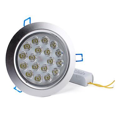 Светодиодная потолочная спот лампа, природный белый свет, 18W 1620-1800LM 6000-6500K (85-265В)