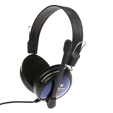 High-Performance PC Stereo Headset with Mic