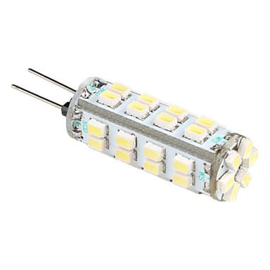 G4 1206 SMD 38-LED White Light Bulb for Car Lamps (DC 12V)