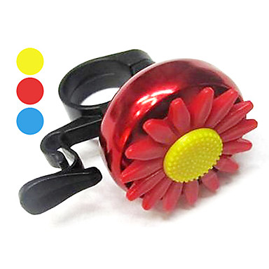 Chrysanthemum-Shape Bicycle Bell (3 Colors)