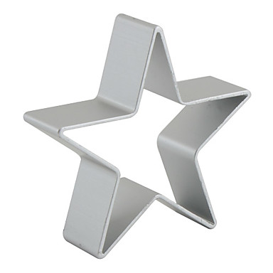 Bakeware araçları Aluminyum Noel / Kendin-Yap Kek / Kurabiye / Tart Pişirme Kalıp