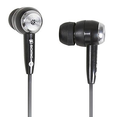 senic rumore-isolamento bassi stereo auricolare in-ear per iPhone 6/6 più