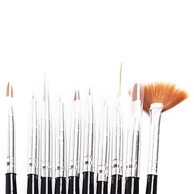 10 Pcs Nail Art Painting Brush Kits