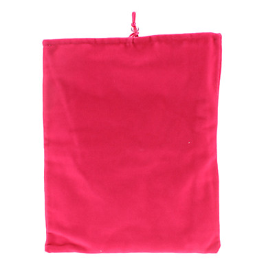 Flannelette Bags for iPad 1/2/3/4 (Assorted Colors)