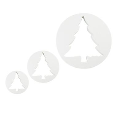 Tatlı dekoratörler Tart Kurabiye Kek Plastik Çevre-dostu Noel Yüksek kalite