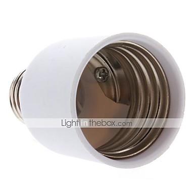 E27'den E40'a kadar E40 85-265 V Işık soketi Plastik