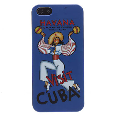 Havana Design Hard Case for iPhone 5/5S