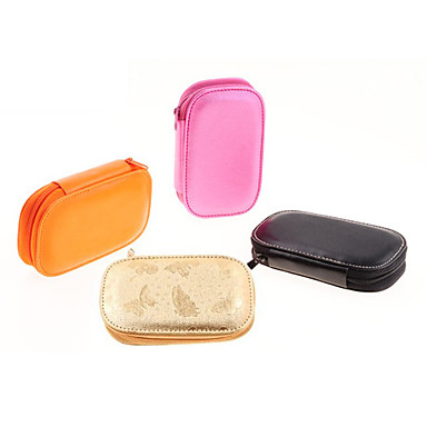 7 PCS Exquisite Leather Packaged Beauty And Manicure Set(Random Color)