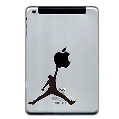 1 parça Arka Koruyucu için Oynanan Apple Logosu iPad Mini 1/2/3